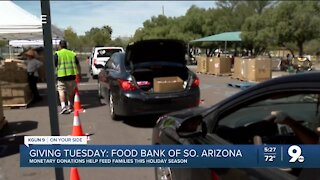 Community Food Bank seeks donations to help families in need during holidays