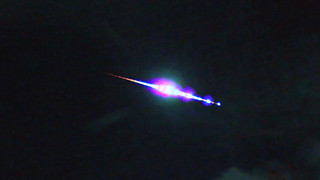 Lyrids Meteor Shower mid-April 2018 - Video