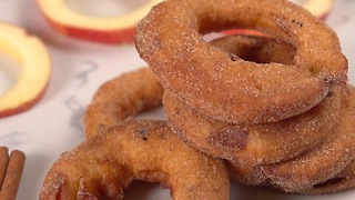 Cinnamon Apple Rings - Video