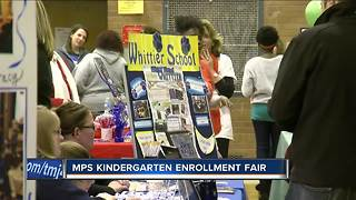 MPS Kindergarten enrollment fair - Video