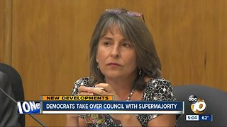 Democrats take City Council supermajority