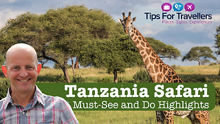 Tips for travelers visiting the Tanzania Safari