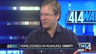 414ward: Abele on eliminating chronic homelessness in Milwaukee County - Video