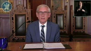 Gov. Tony Evers extends Wisconsin's 'Safer at Home' order until May 26