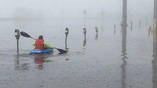 Swollen St. John River Floods New Brunswick Communities - Video