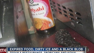 DIRTY DINING: Tequila Restaurante owner says expired foods had incorrect labels - Video