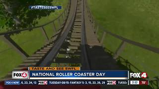 Spend National Roller Coaster Day in Naples