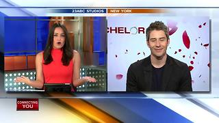 The Bachelor Arie talks editing the show, meeting parents, and Bakersfield - Video