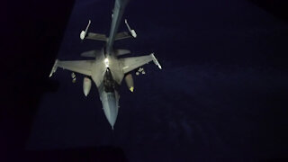 KC-10 fuels Operation Octave Quartz