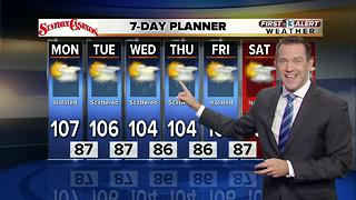13 First Alert Weather for July 31 2017 - Video