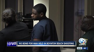 Man arrested in connection with fatal Boynton Beach mini market shooting