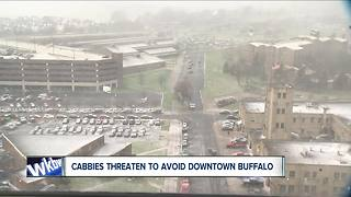 Cabbies threaten to avoid Buffalo