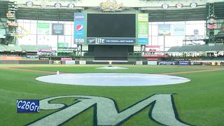 Brewers to extend protective netting at Miller Park in 2018 - Video