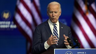 "President-elect Joe Biden Pledges To ""Get Right To Work"""