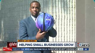 Small businesses are getting help to grow - Video