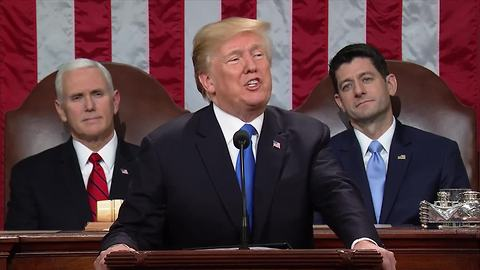 FULL: President Trump's State of the Union address