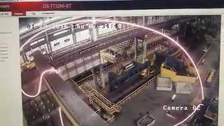 Metallurgical rolling mill accident || Viral Video UK - Video