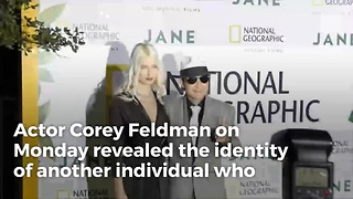 Corey Feldman Releases Identity Of Another Alleged Child Molester - Video