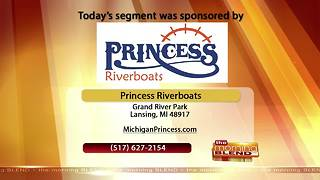 Princess Riverboat - 9/27/17 - Video