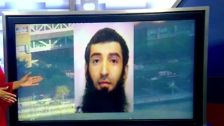 Suspect photo released in New York City attack that killed 8 people - Video