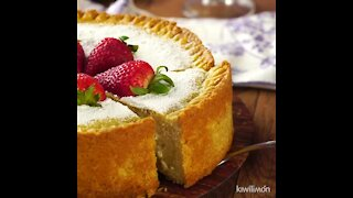 Mexican Rice Pudding Tart