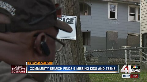 Big Search volunteer shows 'trap house' associated with suspected sex trafficking