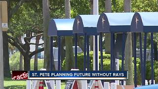 St. Pete planning future without Rays