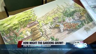 Botanical Gardens hopes to expand - Video
