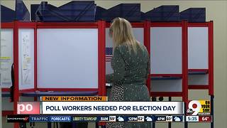 More poll workers needed for Hamilton County's Election Day - Video