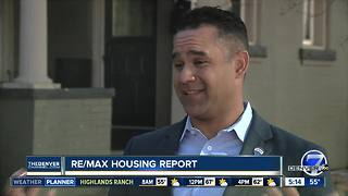 RE/MAX housing report shows low inventory continues in Denver - Video