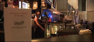 Bars celebrate big win after reopening during Raiders home opener