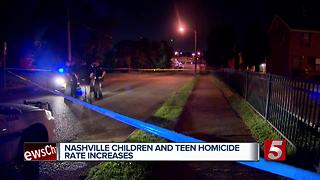 Police ID Teen Killed In Nashville Shooting - Video