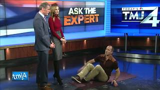 Ask the Expert: Fitness - Video