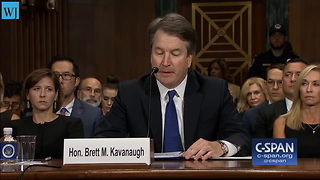 Brett Kavanaugh Opening Statement
