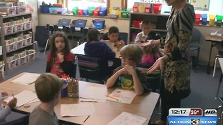 In The Classroom: Harrison Elementary's new program