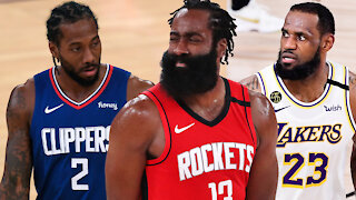 LeBron James, Kawhi Leonard & James Harden: Giving Out New Year's Resolutions For NBA's Top Ballers