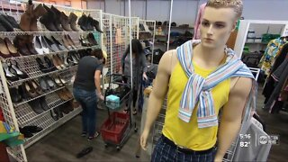 Local thrift store holds week-long sale   Rebound Tampa Bay