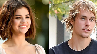 Justin Bieber and Selena Gomez Have AWKWARD Encounter! - Video