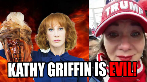 Trump Supporter FEARS FOR HER LIFE After Kathy Griffin Doxxed her Family