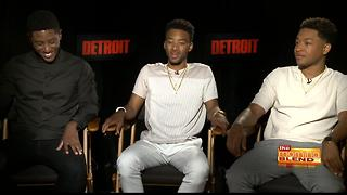 Actors from Detroit opening this week - Video