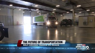 The future of ground transportation and its home in Tucson