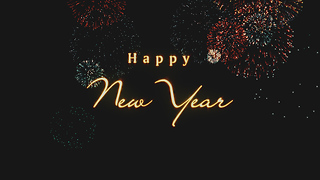 New Year Greeting 4 - Video