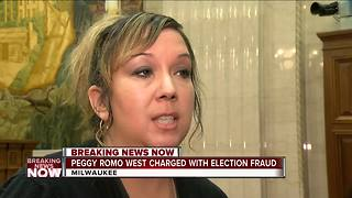 Ex-Milwaukee County Supervisor charged with election fraud - Video