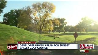 Sunset Valley Golf Club neighbors get a look at future development plans - Video
