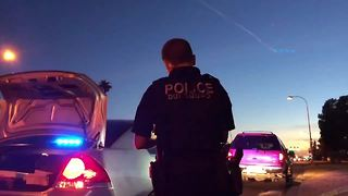 Know the signs of a suspected DUI driver - Video