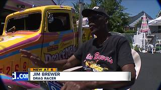Local legend has been racing for 58 years - Video