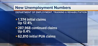 Nevada unemployment numbers