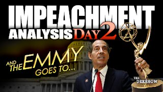 Impeachment Analysis Day 2: And the Emmy Award Goes To...