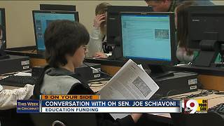 This Week in Cincinnati: Sen. Joe Schiavoni on undocumented immigrants, education - Video