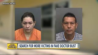 Deputies: Fake doctors arrested after performing liposuction without licenses in Tampa - Video